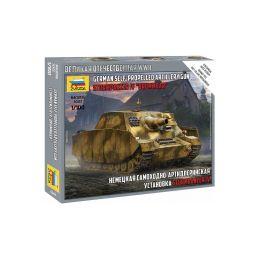Zvezda Sturmpanzer IV Brummbär (1:100) - 1