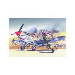 Academy Curtiss P-40B (1:72) - 1