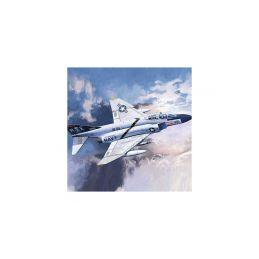 Academy McDonnell F-4J USN VF-84 Jolly Rogers (1:72) - 1