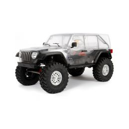 Axial SCX10III Jeep JLU Wrangler 4WD 1:10 Kit - 1
