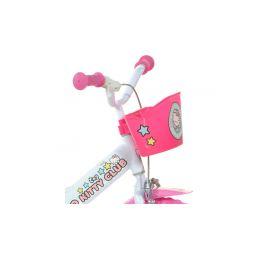 """DINO Bikes - Dětské kolo 12"""" Hello Kitty2 se sedačkou - 2"""