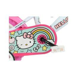 """DINO Bikes - Dětské kolo 12"""" Hello Kitty2 se sedačkou - 4"""