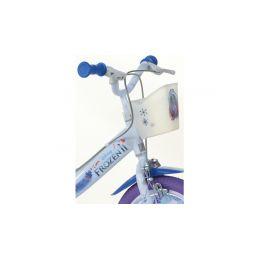 """DINO Bikes - Dětské kolo 14"""" Frozen 2 se sedačkou pro panenku a košíkem - 3"""