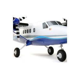 E-flite Twin Otter 1.2 m PNP, plováky - 14