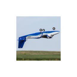 E-flite Twin Otter 1.2 m PNP, plováky - 17