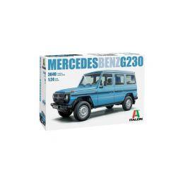 Italeri Mercedes Benz G230 (1:24) - 1