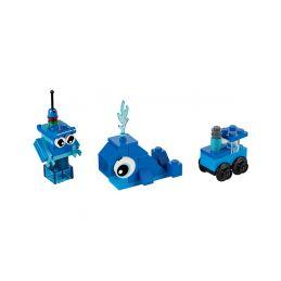 LEGO Classic - Modré kreativní kostičky - 1