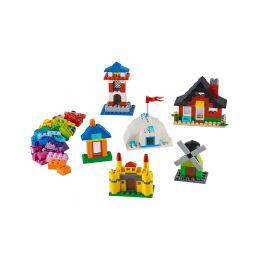 LEGO Classic - Kostky a domky - 1