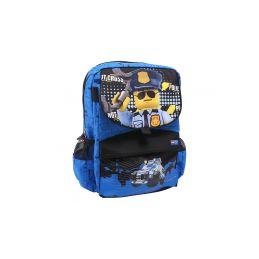LEGO školní batoh Starter - CITY Police Cop - 1