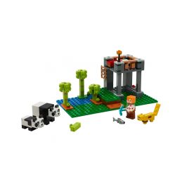 LEGO Minecraft - Pandí školka - 1