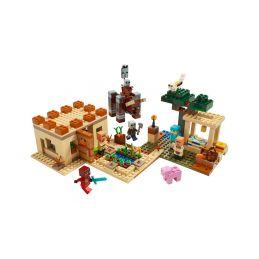 LEGO Minecraft - Útok Illagerů - 1