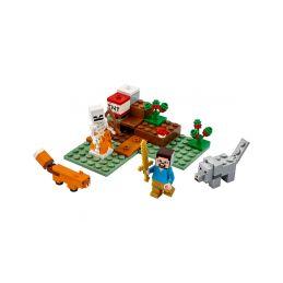 LEGO Minecraft - Dobrodružství v tajze - 1