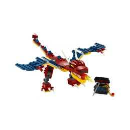 LEGO Creator - Ohnivý drak - 1