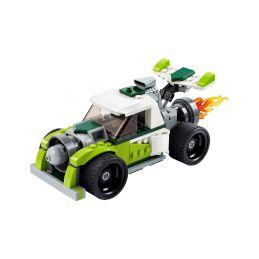 LEGO Creator - Auto s raketovým pohonem - 1