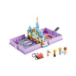 LEGO Disney - Anna a Elsa a jejich pohádková kniha dobrodružství - 1