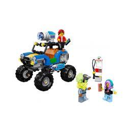 LEGO Hidden Side - Jack a plážová bugina - 1