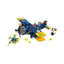 LEGO Hidden Side - El Fuegovo kaskadérské letadlo - 1