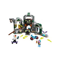 LEGO Hidden Side - Metro v městečku Newbury - 1