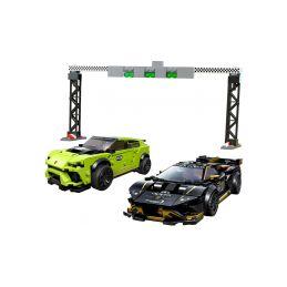 LEGO Speed Champions - Lamborghini Urus ST-X & Lamborghini Huracán Super Trofeo EVO - 1