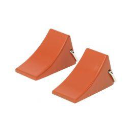 Robitronic zarážky kol oranžové (2) - 1