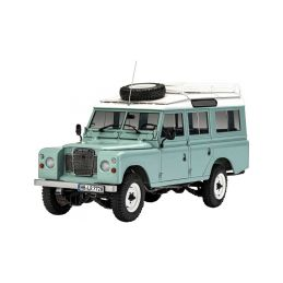 Revell Land Rover Series III (1:24) (sada) - 1