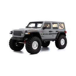 Axial SCX10III Jeep JLU Wrangler 4WD 1:10 RTR šedá - 1