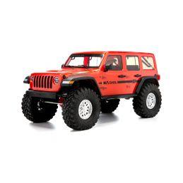 Axial SCX10III Jeep JLU Wrangler 4WD 1:10 RTR oranžová - 1
