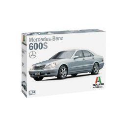 Italeri Mercedes Benz 600S (1:24) - 1