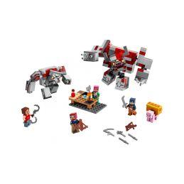 LEGO Minecraft - Bitva o rudit - 1