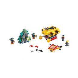 LEGO City - Oceánská průzkumná ponorka - 1