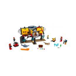 LEGO City - Oceánská průzkumná základna - 1