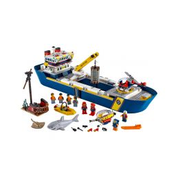 LEGO City - Oceánská průzkumná loď - 1
