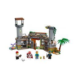 LEGO Hidden Side - Opuštěná věznice v Newbury - 1