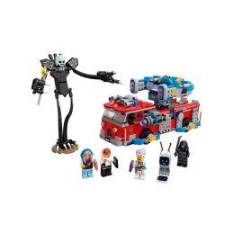 LEGO Hidden Side - Přízračný hasičský vůz 3000 - 1