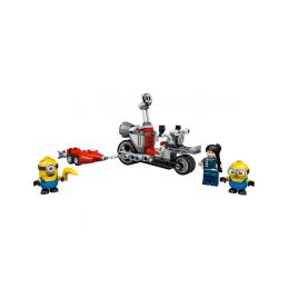 LEGO Minions - Divoká honička na motorce - 1