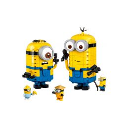 LEGO Minions - Mimoni a jejich doupě - 1