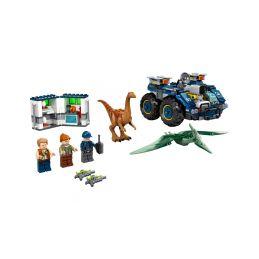 LEGO Jurský Park - Útěk gallimima a pteranodona - 1
