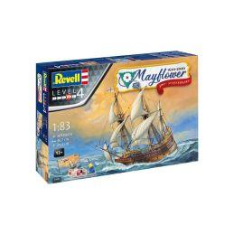 Revell Mayflower 400th Anniversary (1:83) (giftset) - 1