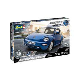 Revell EasyClick Volkswagen New Beetle (1:24) (sada) - 1
