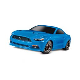 Traxxas Ford Mustang 1:10 RTR Grabber modrý - 1