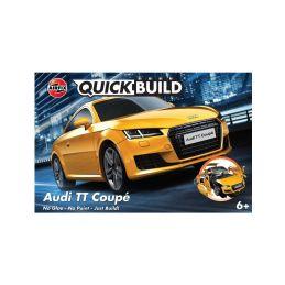 Airfix Quick Build - Audi TT Coupe - 1