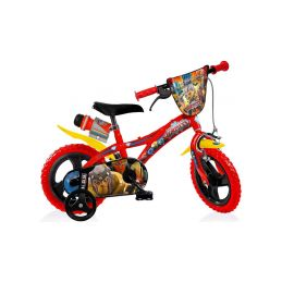 "DINO Bikes - Dětské kolo 12"" Gormiti - 1"