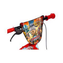 "DINO Bikes - Dětské kolo 12"" Gormiti - 2"