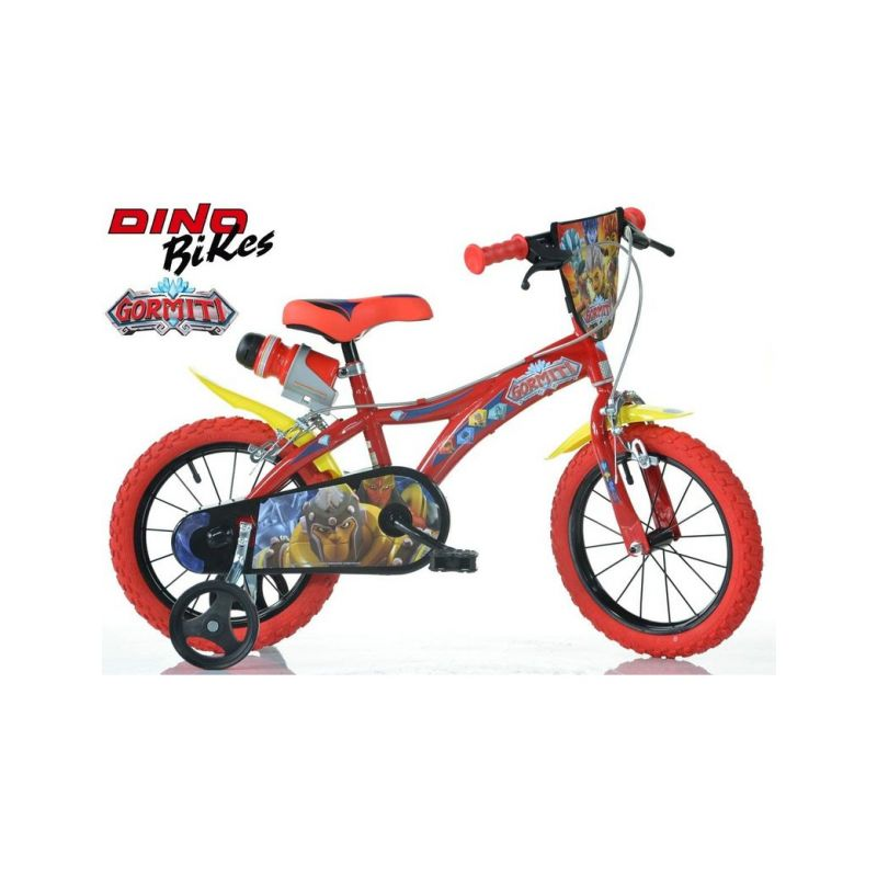 "DINO Bikes - Dětské kolo 16"" Gormiti - 1"