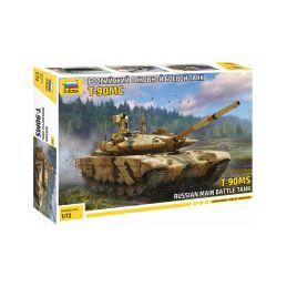 Zvezda T-90MS (1:72) - 1