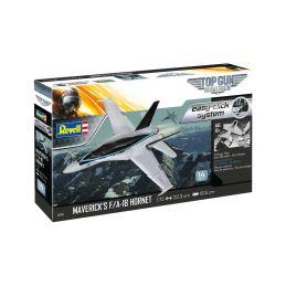 Revell EasyClick Maverick's F/A-18 Hornet Top Gun (1:72) (sada) - 1