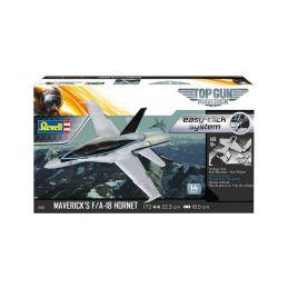 Revell EasyClick Maverick's F/A-18 Hornet Top Gun (1:72) (sada) - 3