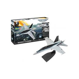 Revell EasyClick Maverick's F/A-18 Hornet Top Gun (1:72) (sada) - 8