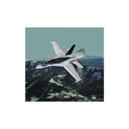 Revell EasyClick Maverick's F/A-18 Hornet Top Gun (1:72) (sada) - 9
