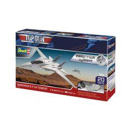 Revell EasyClick Maverick's F-14 Tomcat Top Gun (1:72) (sada) - 2